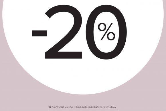 Motivi Molo: promozione sugli abiti -20%