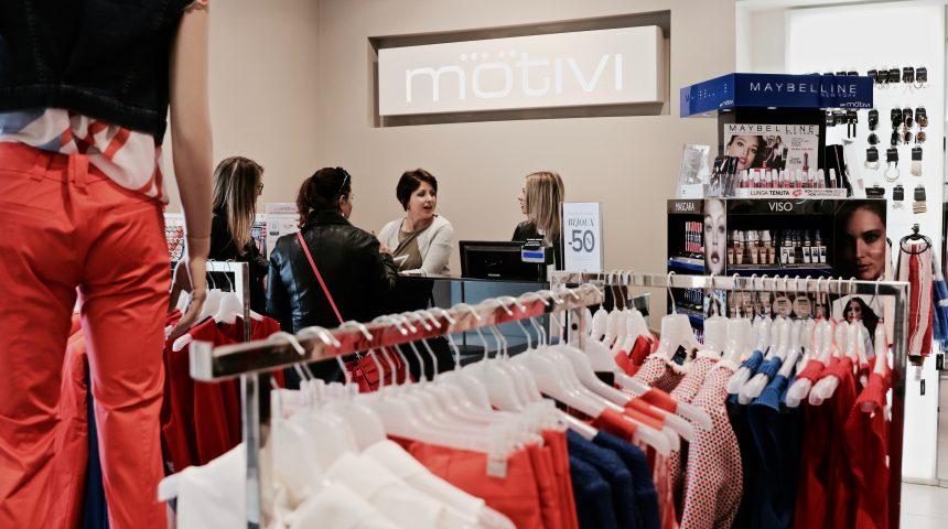 Motivi Molo 8.44 shopping center