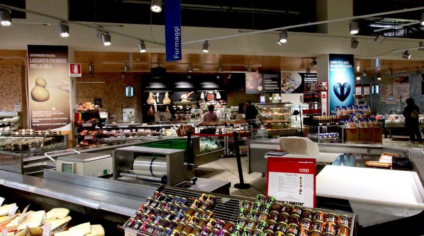 Coop Molo 8.44 shopping center