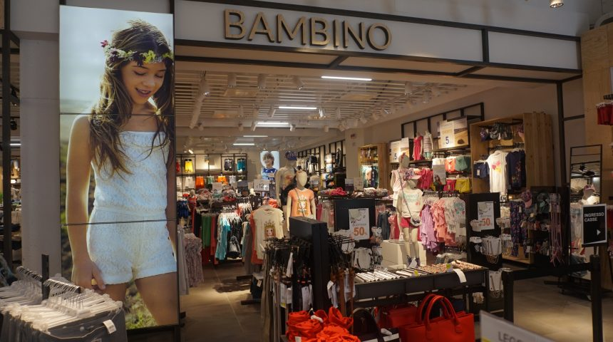 Terranova Molo 8.44 shopping center