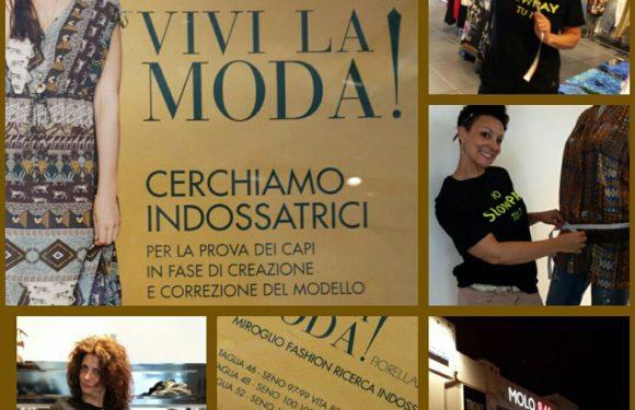 #shoppingexperience: Fiorella Rubino ricerca indossatrici!