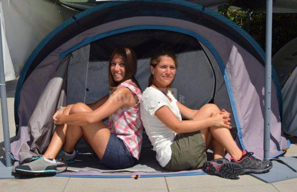 #camperexperience: Ecco l'offerta di Decathlon per le vacanze  in plein air