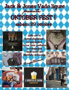 OCTOBER FEST JACK AND JONES