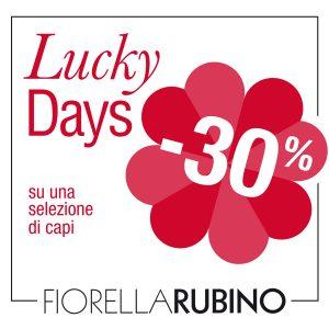Lucky Days Fiorella Rubino