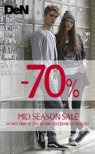 Molo 8.44 DeN Store mid season sale