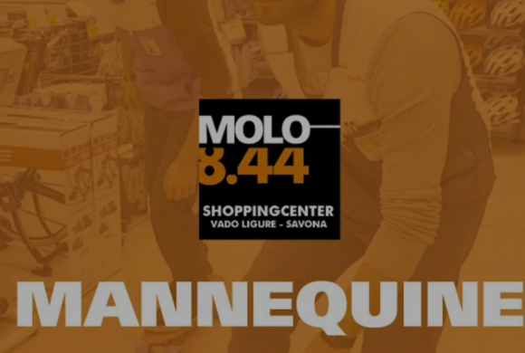 Mannequine challenge a Molo 8.44