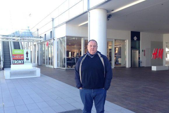Molo 8.44: shopping ed occupazione