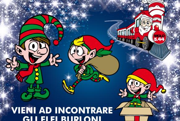 Christmas Experience: Vieni ad incontrare gli elfi burloni!