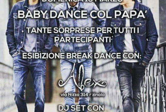 Baby Dance con il papà da Jack & Jones