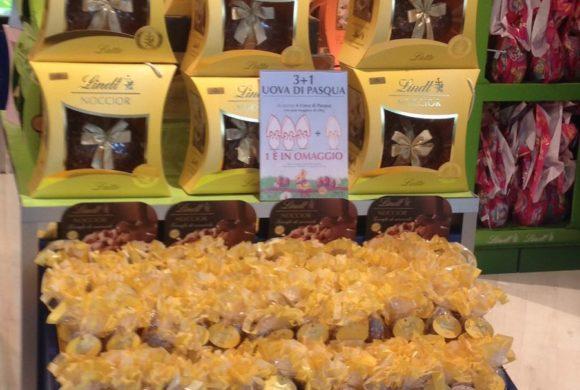 Offerta Lindt sulle uova di Pasqua!