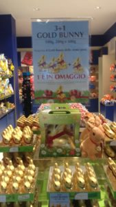 Promozione Lindt Gold Bunny