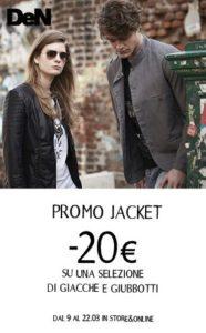 Promo Jacket Den Store