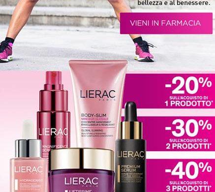 Beauty week Lierac da Farmafree!