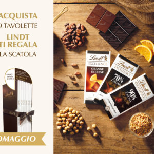 Taste Experience: Lindt ti regala la scatola Excellence