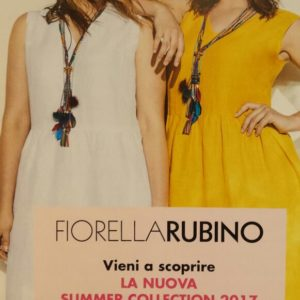 Sfilata da Fiorella Rubino per scoprire la summer collection