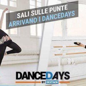 Arrivano i Dance Day il 10 settembre da Decathlon!