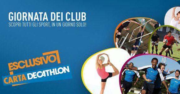 Giornata del Club da Decathlon