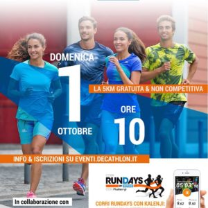 Run Days Decathlon
