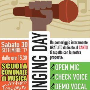 Singing Day al Molo 8.44