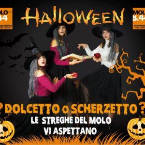Halloween al Molo: Dolcetto o Scherzetto