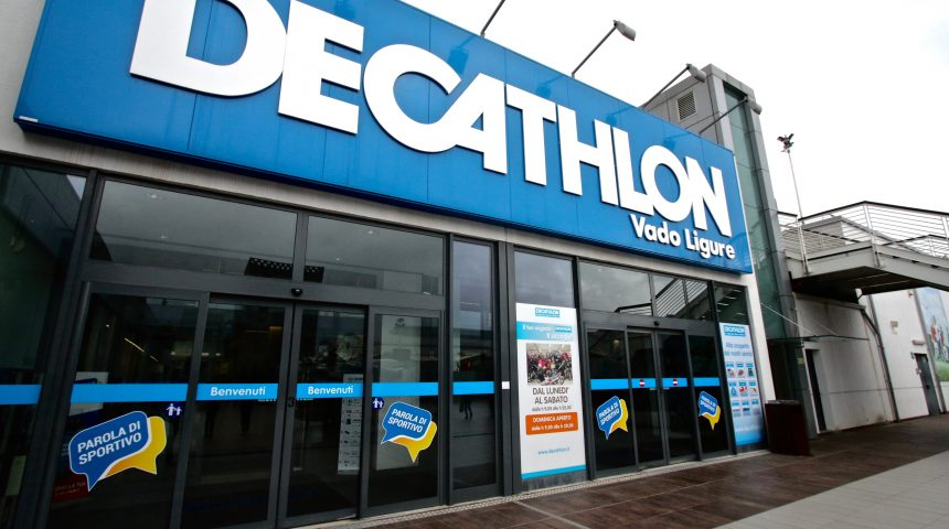 Decathlon Molo 8.44 shopping center