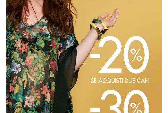 Fiorella Rubino Sconti dal 20% al 30%