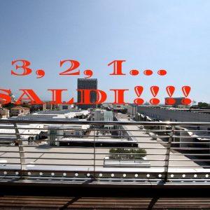 Save the date: 2 luglio iniziano saldi!