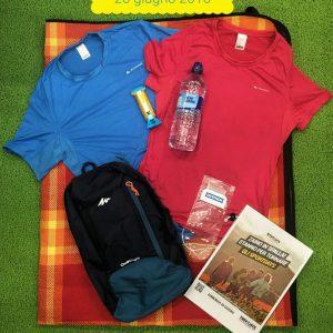 #sportexperience domenica 26 giugno ore 8:00 Trek Day!