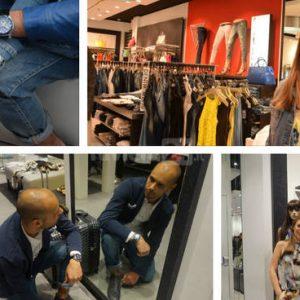 Rubrica Shopping experience: ecco gli outfit di Guess Molo