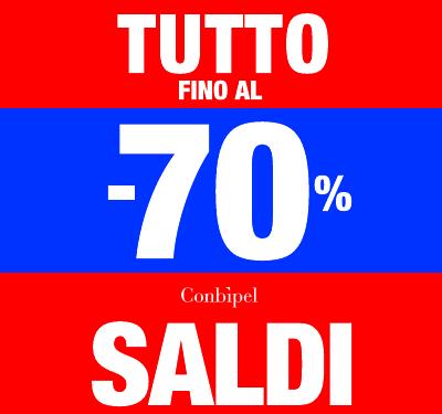 #shoppingexperience: Saldi Conbipel