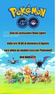 Pokemongo Jack & Jones Vado Ligure