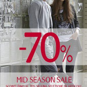 Mid Season Sale: -70% da DeN!