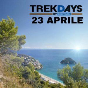 Tornato i Trek Days Decathlon domenica 23 aprile!
