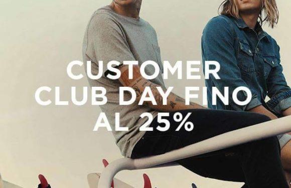 Customer Club Day da Jack and Jones