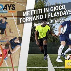 Sport experience: tornano i Playdays da Decathlon