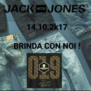 Brinda da Jack and Jones!