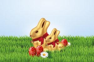 Le offerte Lindt per la tua Pasqua ancora più dolce e felice!