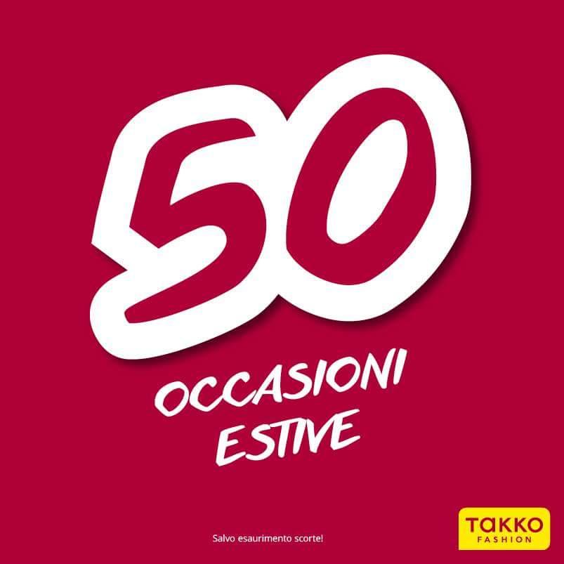 Takko Fashion 50 occasioni estive