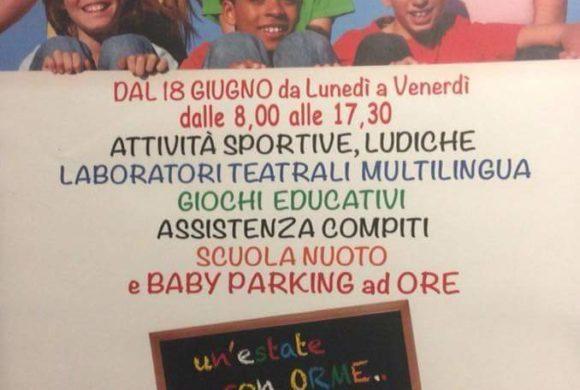 Scuola estiva e Baby Parking