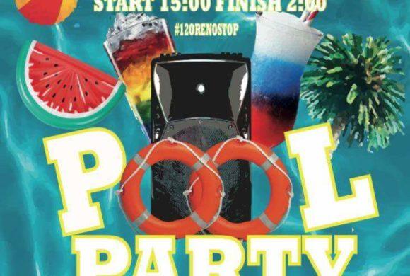 Reflex Pool Party