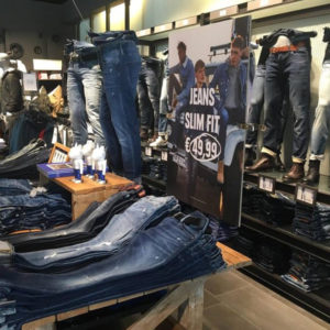 Shopping Experience da Jack and Jones