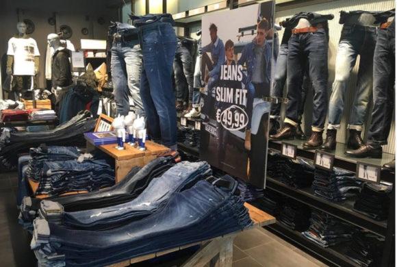 Shopping Experience da Jack and Jones