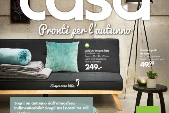 Le offerte Casa Shop di settembre