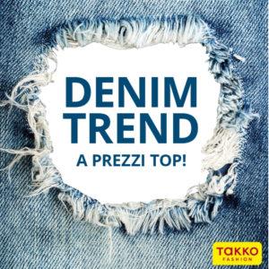 Denim Trend da Takko