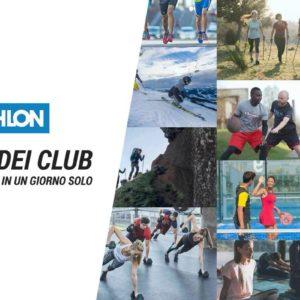 Sport Experience da Decathlon l'8 ed il 9 settembre