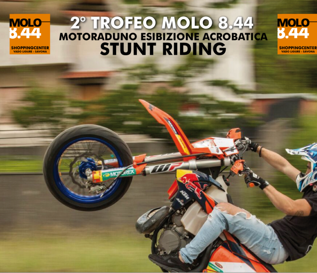 Secondo Trofeo Molo 8.44 🏍