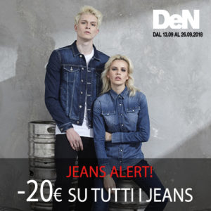 Jeans Alert da Den Store