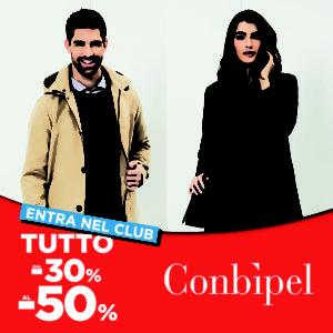 Sconti Conbipel fino a -50% !