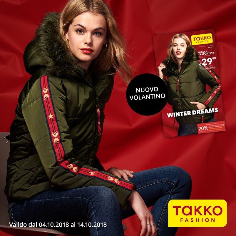 Shopping Experience da Takko