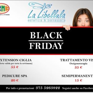 Black Friday da la Libellula